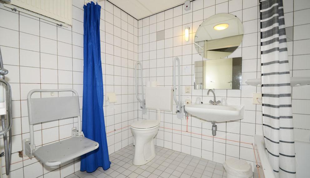 Deluxe kamer met douche